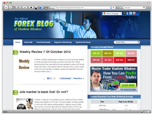 My forex blog